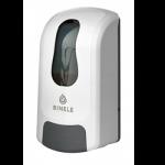 Диспенсер BINELE mBase для жидкого мыла (картриджный), арт. DE03BW, DE03BB