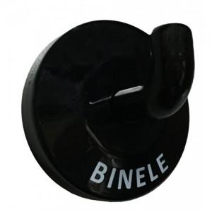 Крючек для одежды BINELE sHook, арт. HS01PB, HS01PW