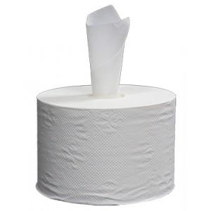 Туалетная бумага с центральной вытяжкой BINELE M-Premium, 12 рулонов по 110 м, артикул: PR60MA