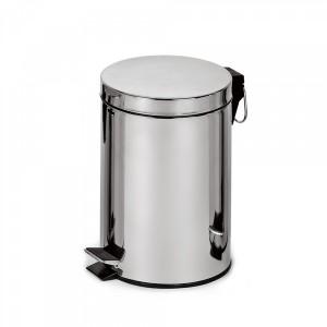 Корзина для мусора с педалью Classic, полированная 5 литров, арт. WP05CP