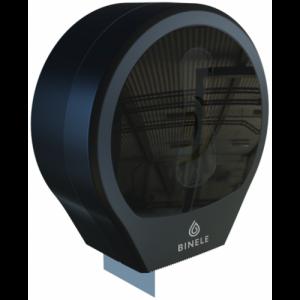 Диспенсер для туалетной бумаги BINELE zType, арт. DP01RB, DP01RW