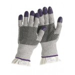 Перчатки Jackson Safety G60 с нитриловым покрытием  - защита от порезов 3 уровня