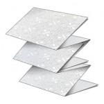 Бумажные полотенца W-сложение
