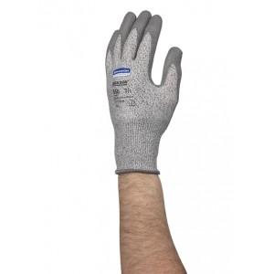 Перчатки JACKSON SAFETY G60 с полиуретановым покрытием для защиты от порезов 3 уровня
