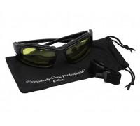 Защитные очки JACKSON SAFETY V50 CALICO с покрытием от царапин - Янтарные, 25674