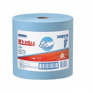 Протирочные салфетки WYPALL® Х60 в большом рулоне, арт.34965 - отличная замена ветоши и марли