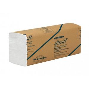 Бумажные полотенца в пачках Scott Multi-Fold, 250 листов, арт. 3749