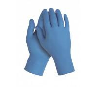 Перчатки нитриловые KLEENGUARD G10 Flex Blue, ультратонкие