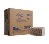 Бумажные полотенца Scott Scottfold W-образное сложение, 175 листов, арт. 6633