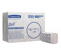 Бумажные полотенца SCOTT® Performance, белые, 180 листов, арт. 6661