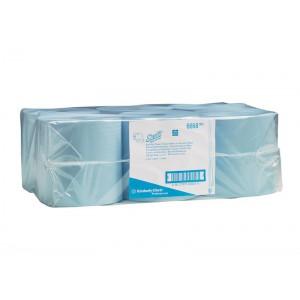 Бумажные полотенца в рулонах SCOTT®, 304 метра, синие, арт. 6668
