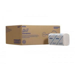 Прочные бумажные полотенца SCOTT Performance маленькие, 274 листа, арт.6689