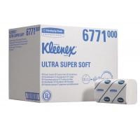 Бумажные полотенца в пачках Kleenex Ultra Super Soft, 96 листов, арт.6771