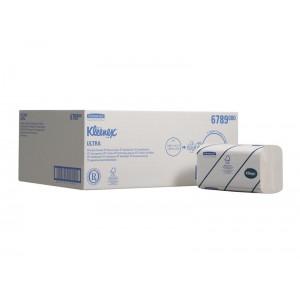 Бумажные полотенца KLEENEX® Ultra маленькие, 186 листов, арт. 6789