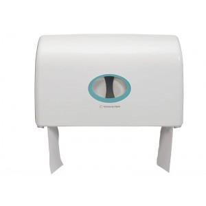 Диспенсер AQUARIUS  для туалетной бумаги в больших рулонах, на 2 рулона, арт. 6947