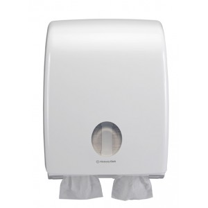 Диспенсер AQUARIUS для туалетной бумаги в пачках большой ёмкости, арт.6990