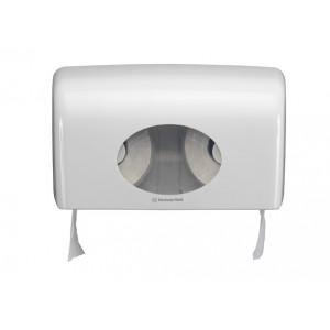 Диспенсер Aquarius для двух малых рулонов туалетной бумаги, арт.6992