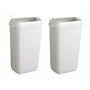 Пластиковая корзина для мусора AQUARIUS на 43 литра, арт.6993