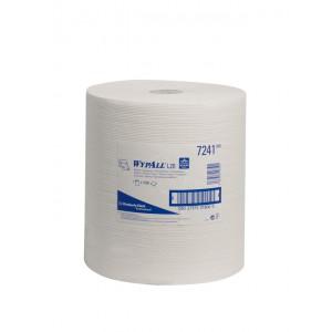 Протирочные салфетки WYPALL® L10 Extra+ в большом рулоне, 1-слойные,  арт. 7241
