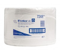 Протирочные салфетки WYPALL® L20 Extra в большом рулоне, 2-слойные, арт. 7248