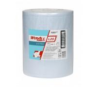 Протирочные салфетки WYPALL® L20 Extra в большом рулоне, 2-слойные, арт. 7301