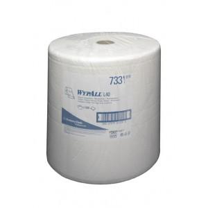 Протирочные салфетки WYPALL® L30 Ultra в большом рулоне, 3-слойные, арт. 7331