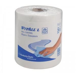 Протирочные салфетки WYPALL® L20 в рулоне с центральной подачей, арт.7341