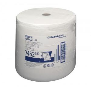 Протирочные салфетки WYPALL® L40 в большом рулоне, арт. 7452