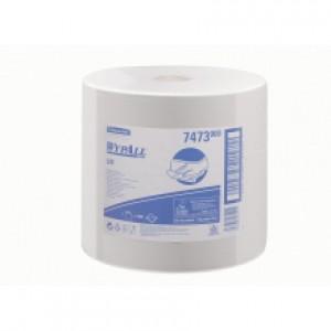Протирочные салфетки WYPALL® L10 Extra+ в большом рулоне, 1-слойные, арт.7473