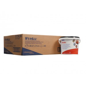 Очищающие салфетки WYPALL®, упаковка ведро, арт.7775