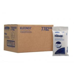 Дезинфицирующие салфетки Kleenex в пачке, арт.7782