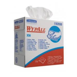 Многоразовые универсальные протирочные салфетки WYPALL* Х50 для общих задач сложенные в упаковке POP-UP