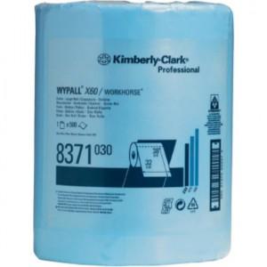 Протирочные салфетки WYPALL® Х60 в большом рулоне, арт.8371- отличная замена ветоши и марли