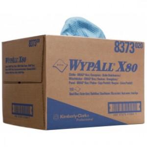 Протирочные салфетки WYPALL® Х80 в упаковке Brag Box®, арт.8373