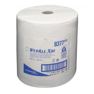 Протирочные салфетки WYPAL® Х80 в большом рулоне, арт.8377