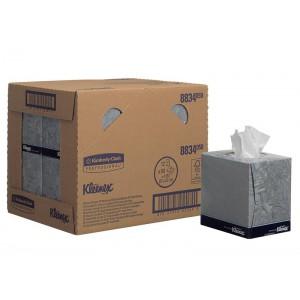 Мягкие салфетки для лица KLEENEX® Куб, арт. 8834