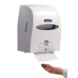 Сенсорный диспенсер для полотенец для рук в рулонах 9960
