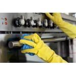 Уборка и чистка поверхностей на кухнях, в пищевой промышленности