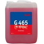 G 465 - Средство на основе соляной кислоты для генеральной чистки санузлов