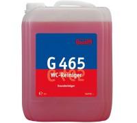 G 465 WC-Reiniger - концентрированное густое чистящее средство на основе соляной кислоты