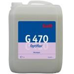 G 470 Optiflor - концентрированный шампунь для текстильных поверхностей