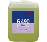 G490  Erol - сильнодействующее щелочное чистящее средство
