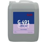 G 491  Erol cid - концентрированное чистящее средство для основательной чистки поверхностей на основе фосфорной кислоты