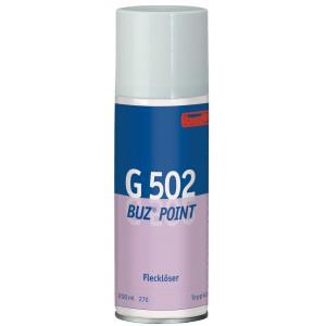 G 502 Buz-Point - специализированное чистящее средство для текстильных покрытий и материалов, устойчивых к растворителям