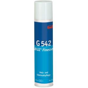 G 542 Buz Finesse - специализированное готовое к использованию чистящее и ухаживающее средство