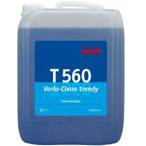 T 560 Vario-Clean trendy - концентрированное универсальное деликатное моющее средство на основе спирта