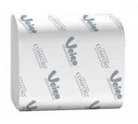 Туалетная бумага V-сложение Veiro Professional Comfort, 250 листов, арт.TV201