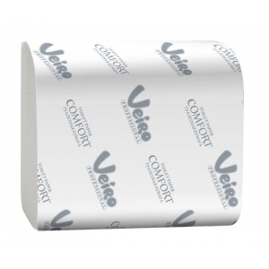 Туалетная бумага V-сложение Veiro Professional Comfort, арт.TV201