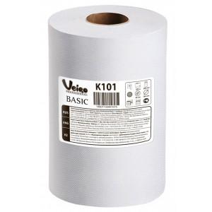 Полотенца бумажные для рук в рулоне Veiro Professional Basic, арт. K101