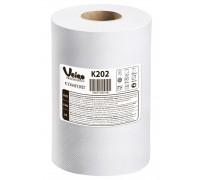 Полотенца бумажные для рук в рулоне Veiro Professional Comfort, увеличенная втулка, 170 метров,  арт.K202